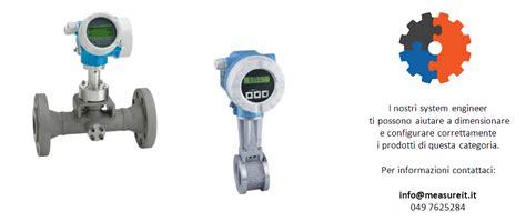 misuratore portata misuratori portata vortex misure precise tecnologia per