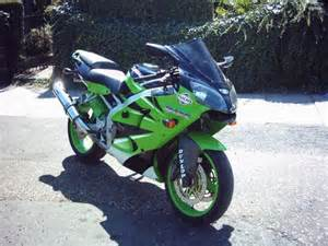 kawasaki zx6r 2001 from paul van halle