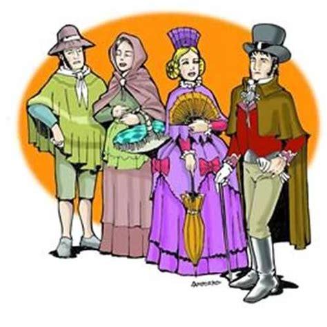 como es la vestimenta del sereno de 25 de mayo de 1810 vestimentas de la 233 poca colonial 191 que se usaba en la 233 poca