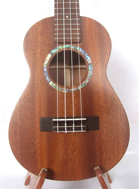 bens ukulele house solid mahogany wood custom
