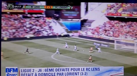 Resume 6eme Journee Ligue 1 by R 233 Sum 233 Du Match Lens Lorient 6 232 Me Journ 233 E De Dominos Ligue