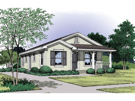 Turtle Hill Cottages turtle hill cottage home plan 047d 0074 house plans and more