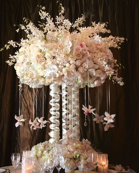 photo centerpieces 16 and dramatic wedding centerpieces preowned wedding dresses