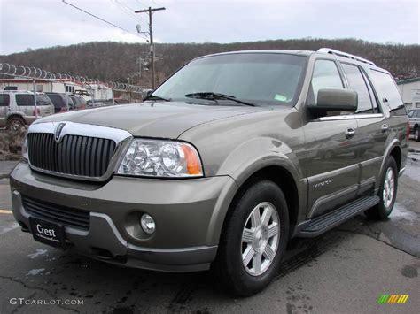 2003 lincoln navigator 4x4 2003 mineral grey metallic lincoln navigator luxury 4x4