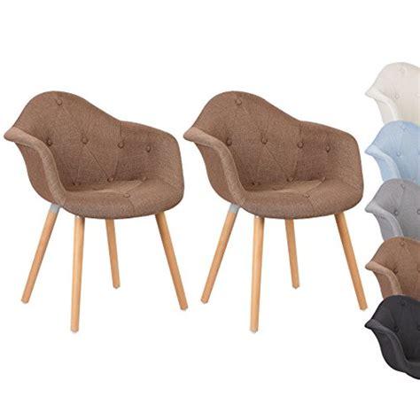 esszimmerstühle mit lehne woltu 174 bh55br 2 esszimmerst 252 hle 2er set esszimmerstuhl mit