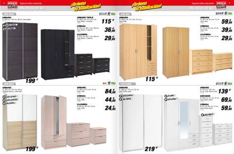 brico depot catalogo armarios  almacenamiento
