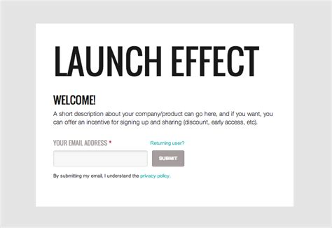 Wordpress Plugins For Mailchimp Mailchimp Email Marketing Blog New Website Launch Email Template