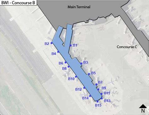 bwi terminal map bwi baltimore washington airport terminal maps