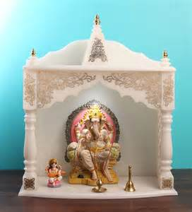 home temple decoration ideas ganesh chaturthi decoration ideas items at home 2017