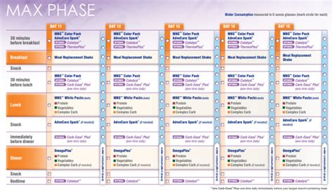 advocare 24 day challenge cleanse phase 24 day challenge daily guide 24days2you