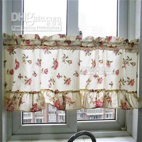 shabby chic kitchen curtains shabby chic curtains and window dressing ideas the