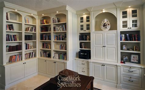 white wall unit bookcases custom bookcases orlando wood shelving wooden wall