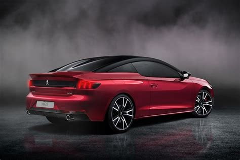 Peugeot Coupe 2019 by New Peugeot 508 Looks Even More Enticing As A Coupe