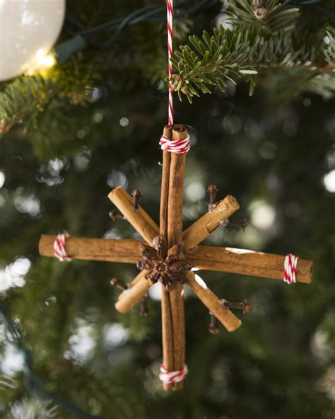 cinnamon spice christmas ornament camille styles