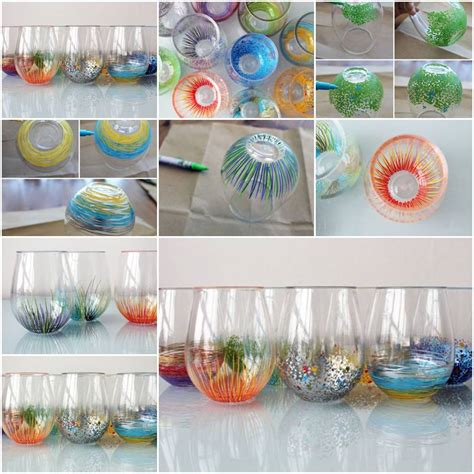 diy jar decorations how to do glass jar decor step by step diy tutorial