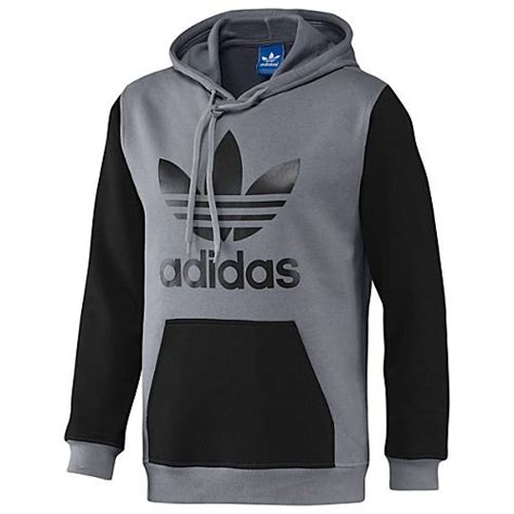 sweater adidas by as store adidas colorblock trefoil fleece hoodie hoodies