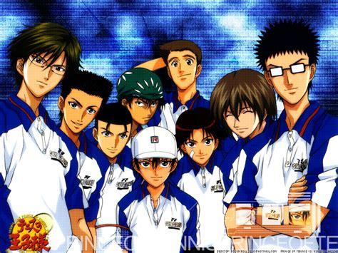 prince of tennis pin prince of tennis ryoma and sakuno fanfiction image