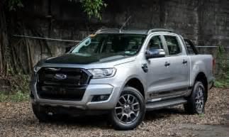 Ford Ranger Fx4 2017 Ford Ranger Fx4 Is A Version Of The Ranger