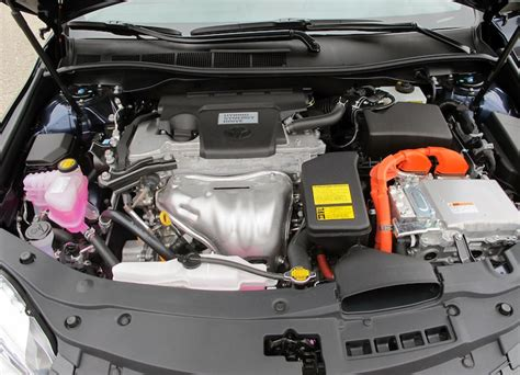 2015 Camry Engine by 2015 Toyota Camry Hybrid Review Wheels Ca
