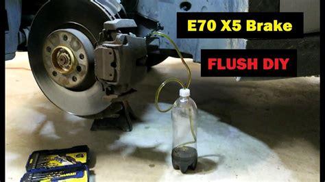 how to bleed abs 2012 bmw 1 series bmw e70 x5 brake flush abs bleed diy youtube