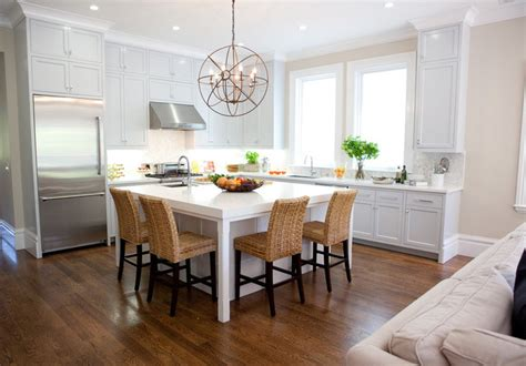 square island kitchen home design