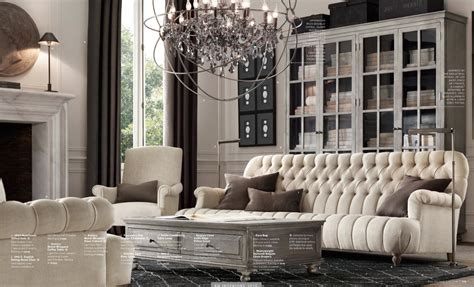 orbe decoracion del hogar mesa de sal 243 n de restorationhardware general home