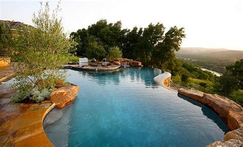 infinity pool backyard 20 luxurious backyard infinity pool designs
