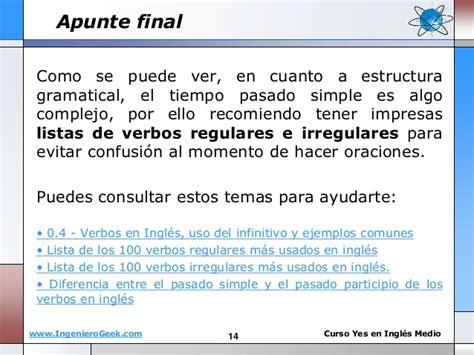 ejemplo de preguntas en pasado simple 1 11 pasado simple oraciones y preguntas uso de auxiliar did