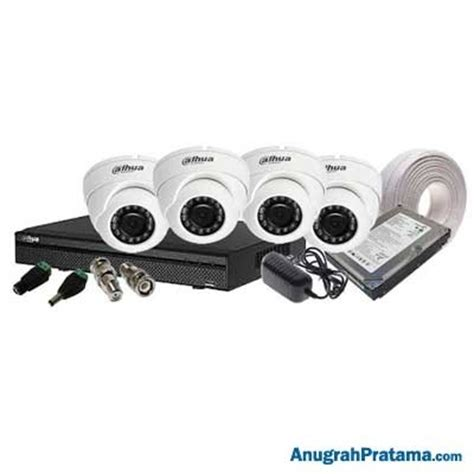 Paket Dvr 4 Channel 4 Turbo Hd Hd Mantap dahua paket cctv 4 channel analog hd paket cctv anugrahpratama
