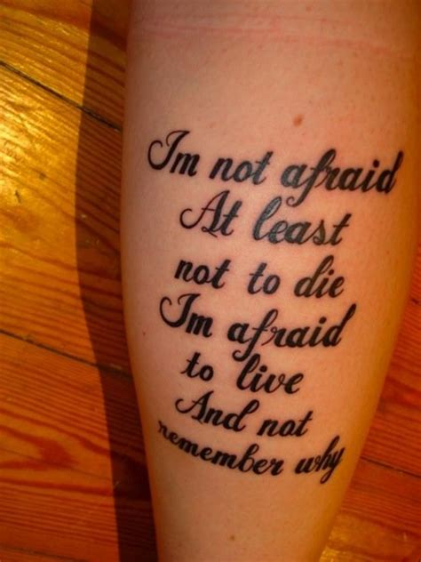 like a tattoo lyrics song lyric tattoos on lyric tattoos