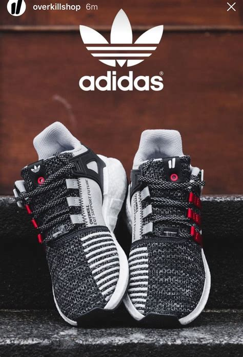 Eqt 93 17 Overkill 1009 best images about sneaker fashion on