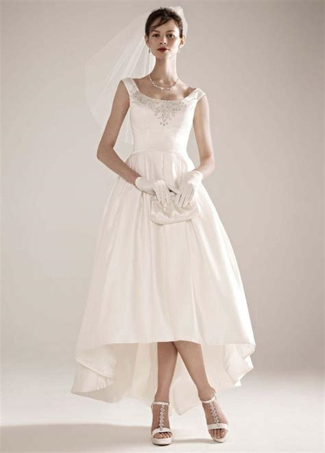 Reasons To Shop For Your Prom Dress At Davids Bridal by 10 Reasons To Tea Length Wedding Dresses Weddbook