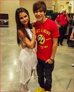 Selena Gomez And Mahone Dater Selena Mahone Toppgirl No