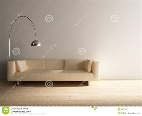 face couch couch to face a blank wall stock image image 10770271