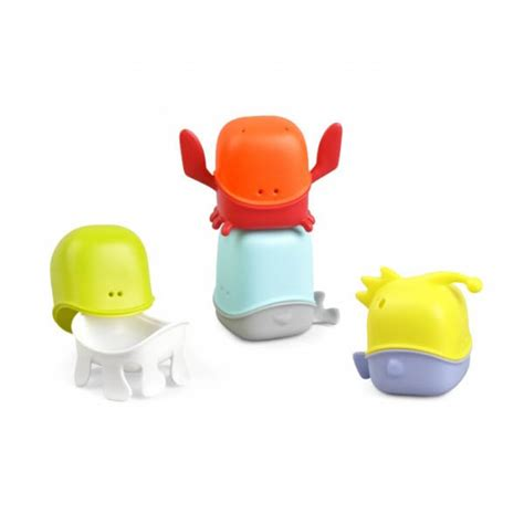 Bathtub Toys For by Boon Creatures Bath Cup Set