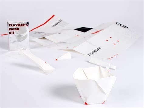 Paper Kits - rock paper matchstick yanko design