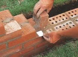 how to repair and build a brick garden wall help ideas