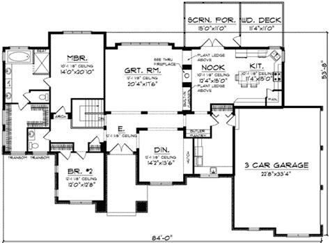 prairie style floor plans architecture plan unique design of prairie style house plans interior decoration and home