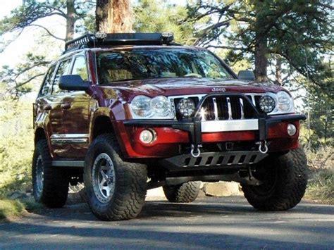 2005 Jeep Grand Front Bumper Jeep Grand Wk Winch Bumper Wk 2005 Jeep Grand