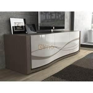 meuble tv moderne et design laque alfa artzein