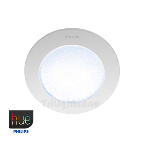 Lu Downlight Led Philips 2015 31155 hue 2 0 7w led 27k 65k color shifting recessed