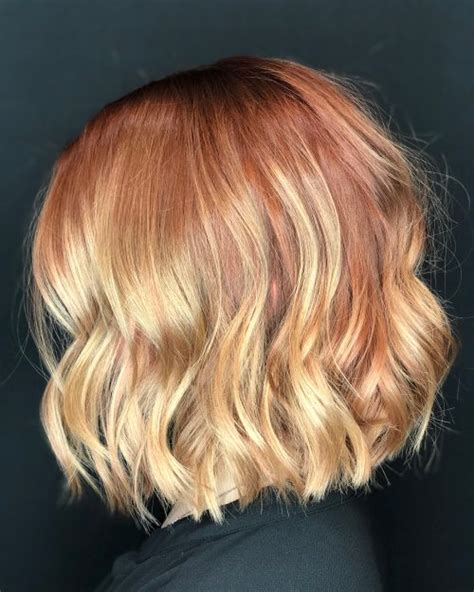 strawberry on hair color honey strawberry on hair 27 yummiest strawberry hair colors for 2019