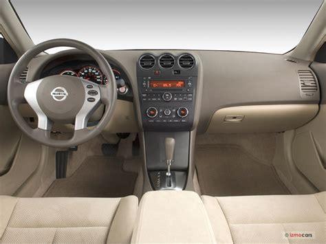2009 Nissan Altima Hybrid Interior   U.S. News & World Report