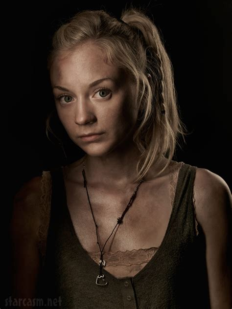 Beth From Walking Dead Actress | photos the walking dead season 4 official cast portraits