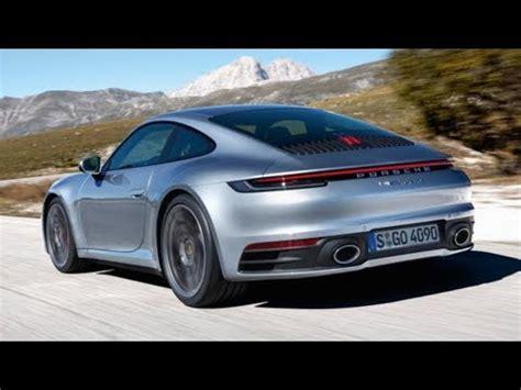 2019 Porsche 911 4s by 2019 Porsche 911 992 Look Exhaust Sound
