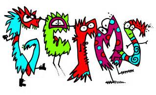 free kids book of germs coloring pages