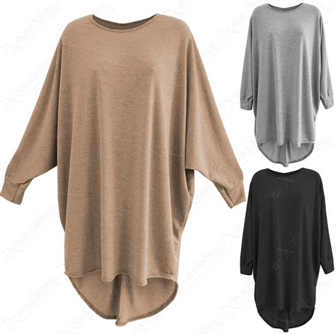 Batwing Top Knited new fit batwing top jumper womens