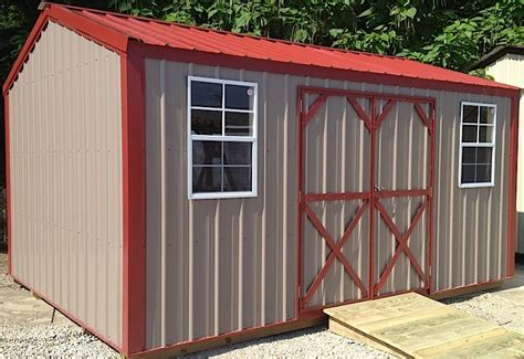 Portable Metal Sheds Portable Metal Shed Show Me Outdoor Products