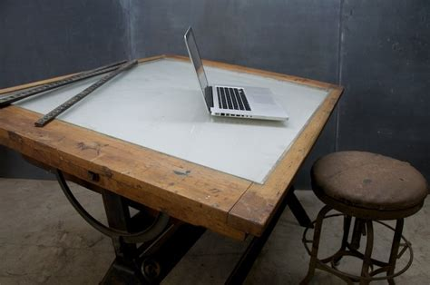 vintage drafting light table architect s drafting light table factory 20