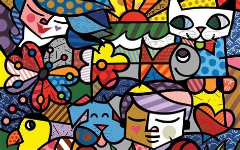 colorful cartoon wallpaper colorful art wallpaper 696707